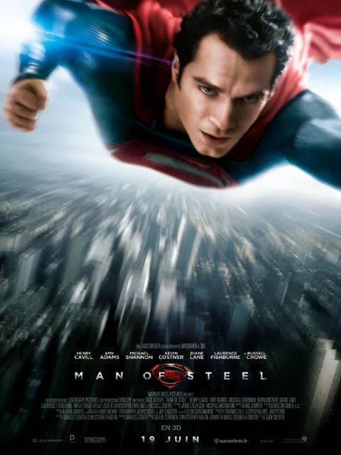 Man of Steel streaming vf