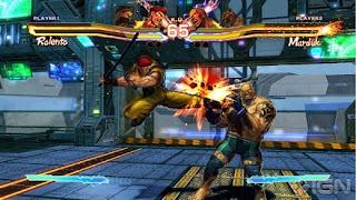 Download Games Street Fighter X Tekken PC