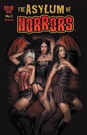 ASYLUM OF HORRORS #1