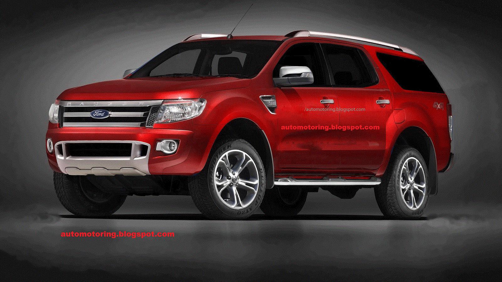 โปรโมชั่น Ford Escape XLT+ และ Ford Everst