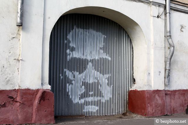 крестный отец граффити