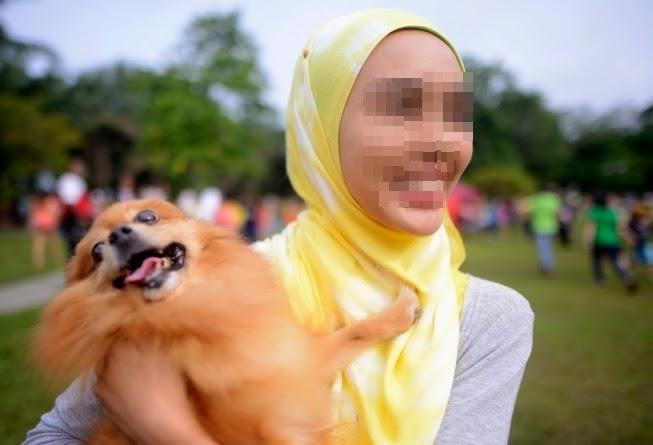 Pandangan Ustaz Kazim Mengenai Kempen Sentuh Anjing Dikongsi lebih 12K