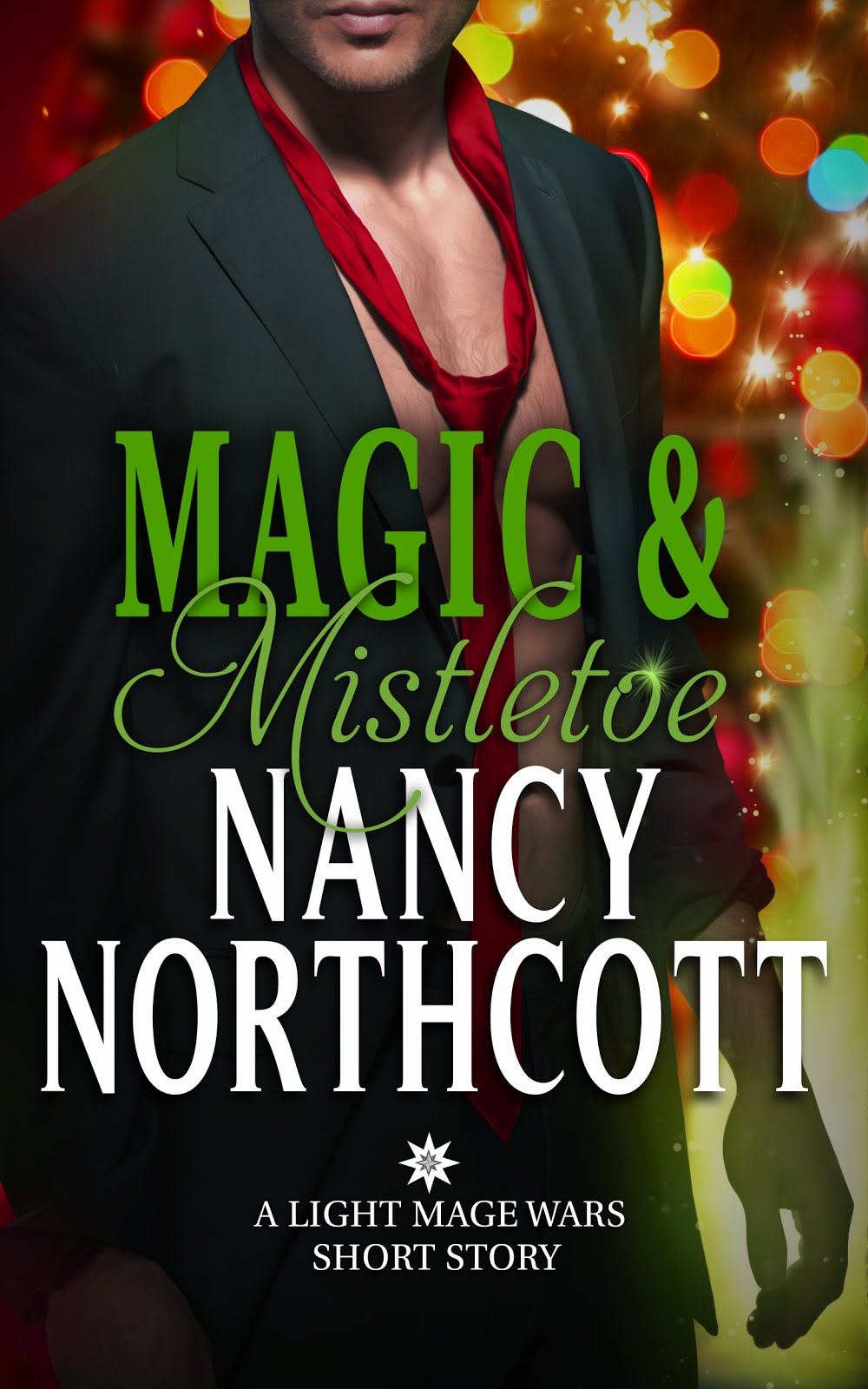 Can a bookworm and a badass find love at Christmas?