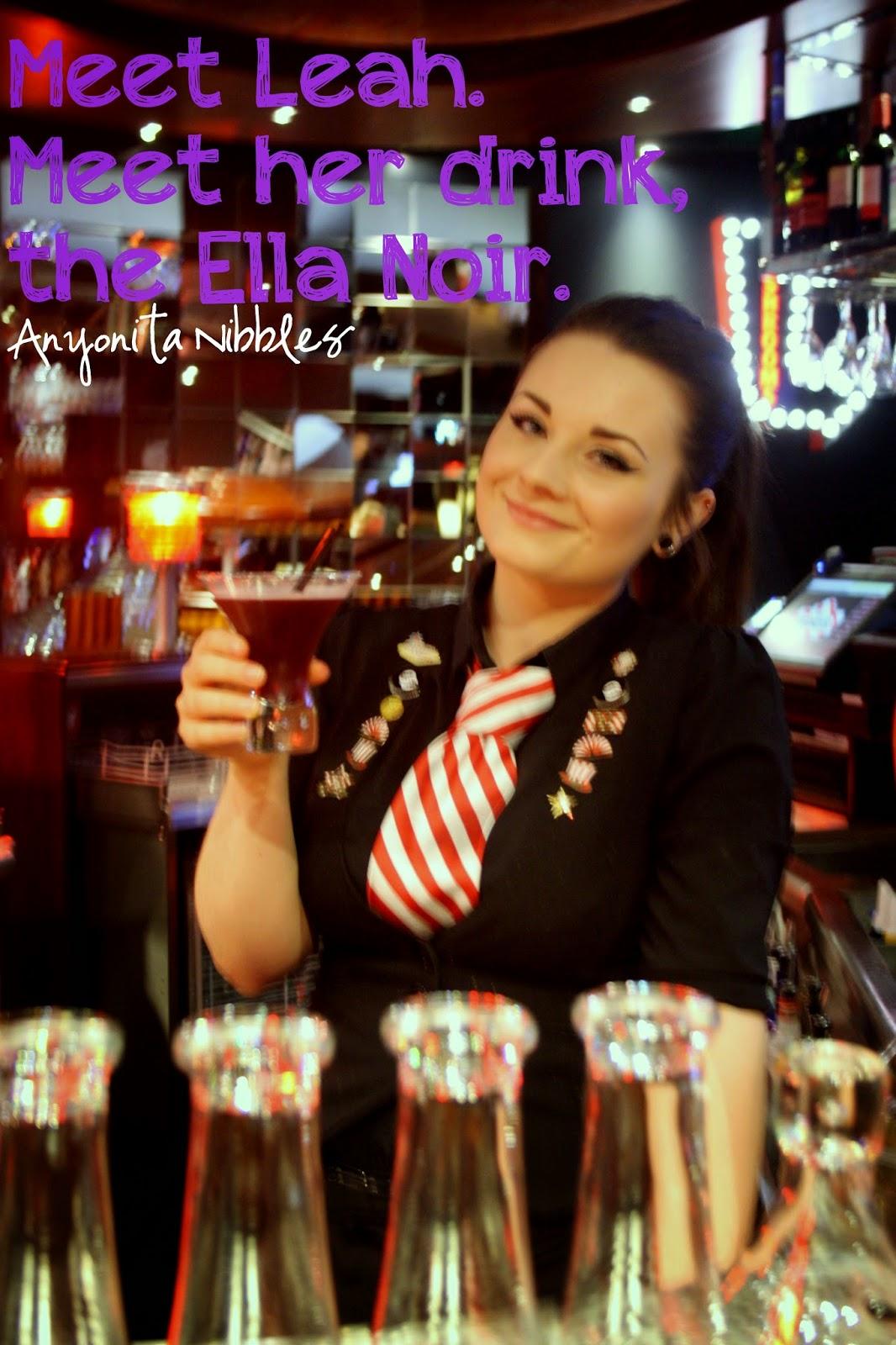 Leah, the creator of Manchester's exclusive Ella Noir