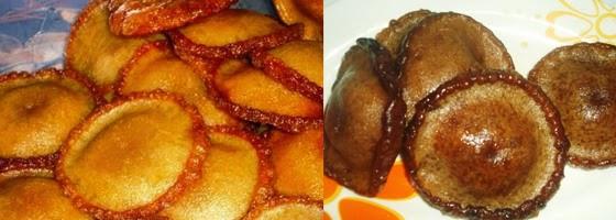 Pinyaram Makanan Tradisional Khas Minang