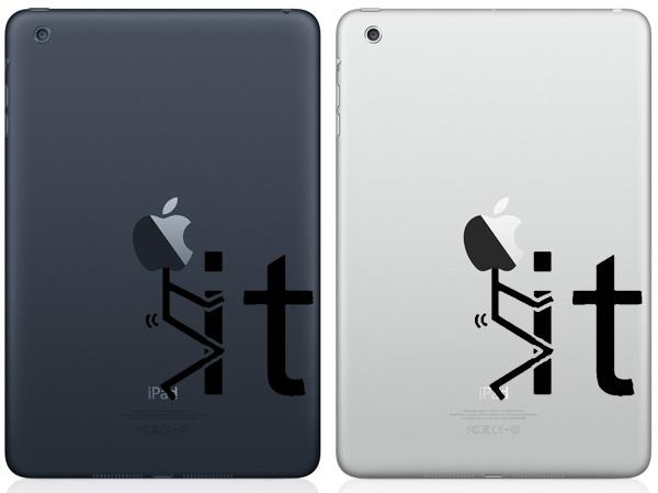F it iPad Mini Decals