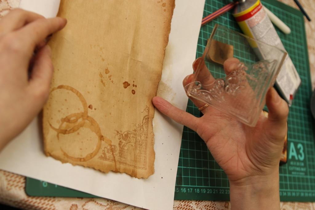 Как делать домашнюю бумагу в домашних условиях 11