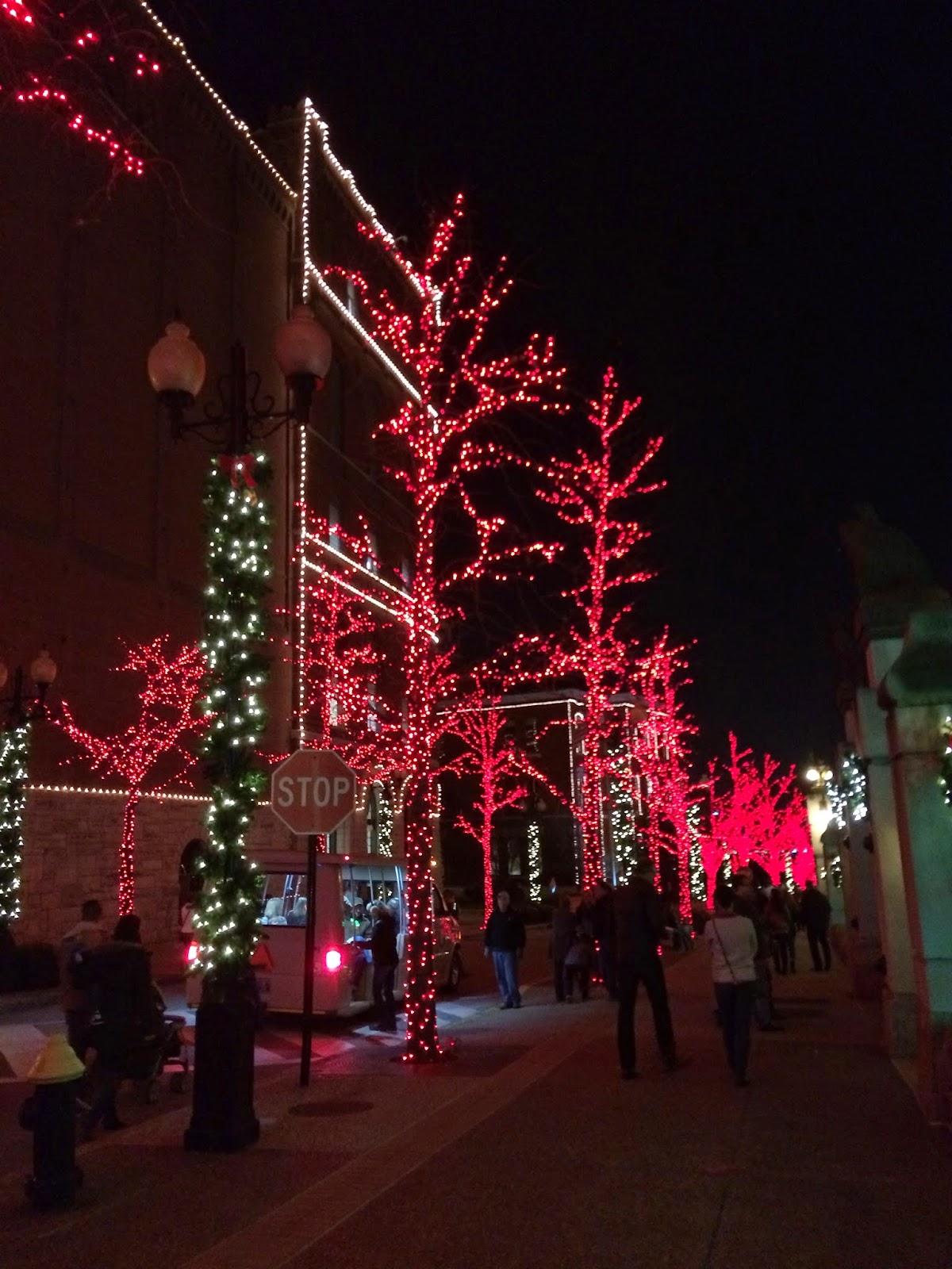 8 the street lights of anheuser busch brewery