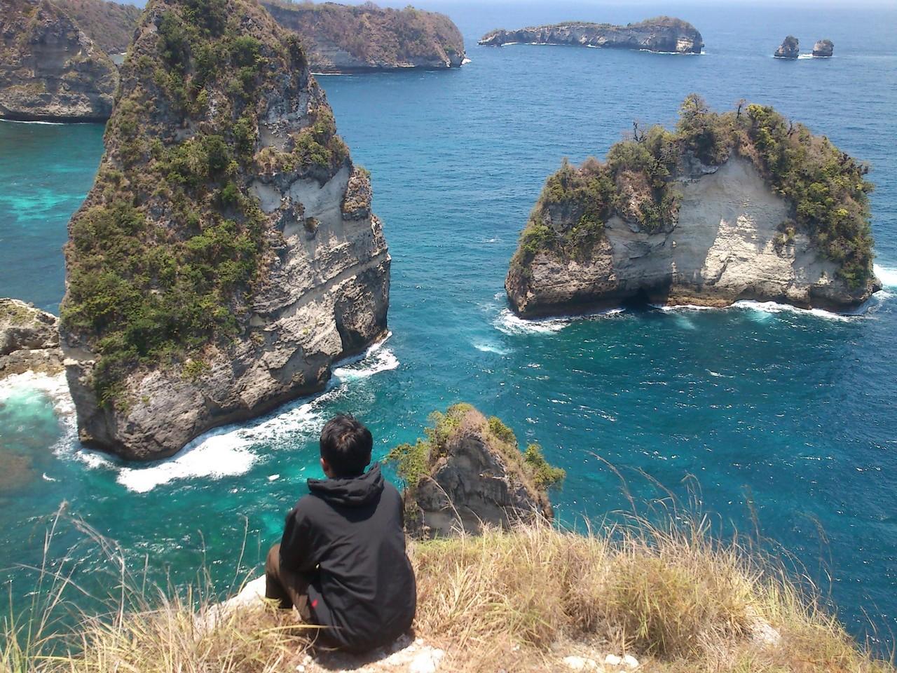 Ini Mah Bukan Rajaampat Atuh Nusa Penida Rizaltaf Com