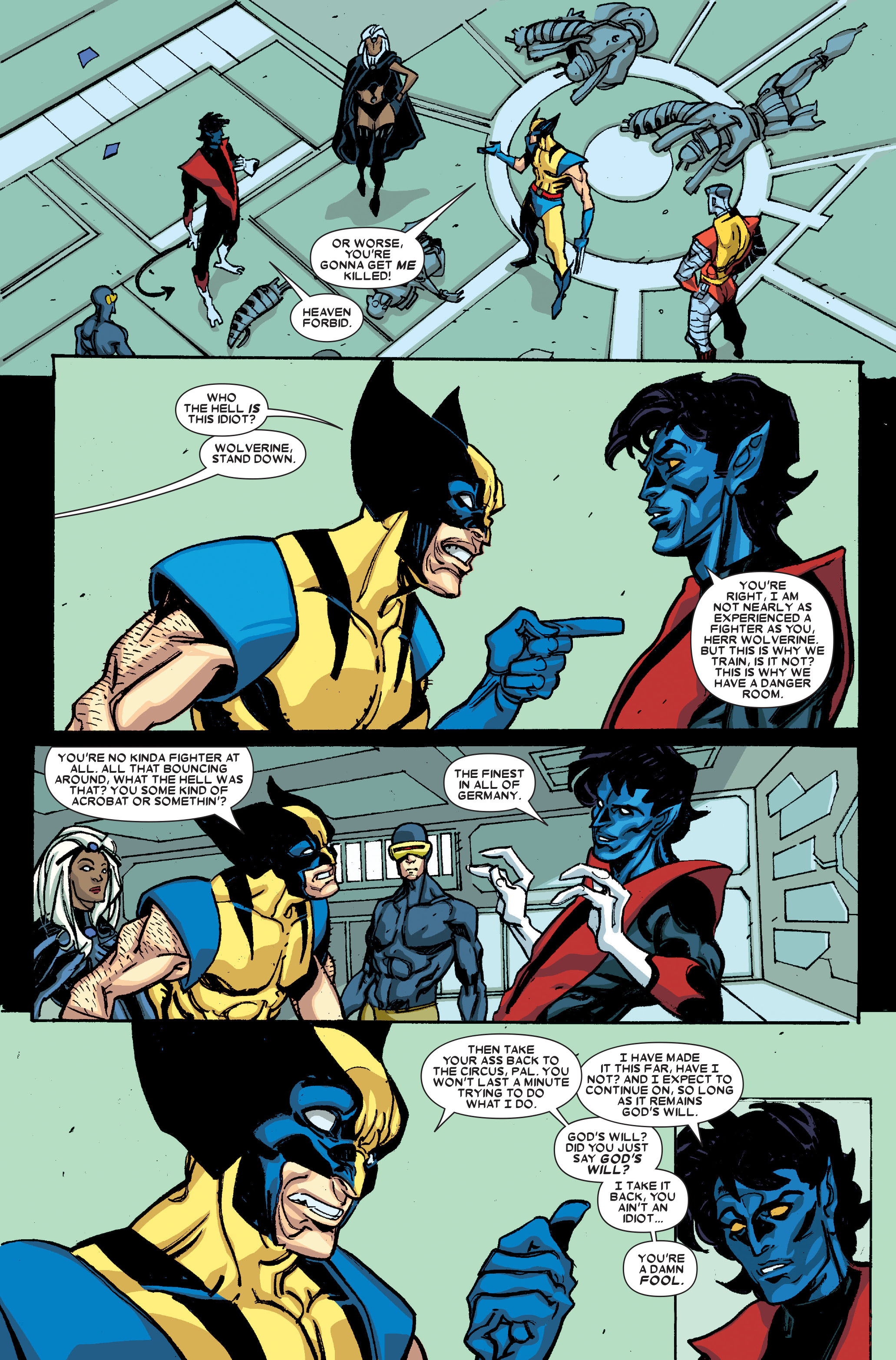 Wolverine: Weapon X #16 #16 - English 6