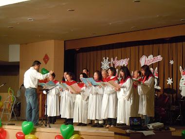 龜山教會表演