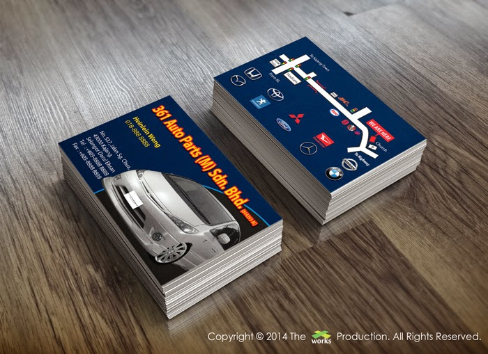 Xworks service business card printing business card namecard printing reheart Gallery