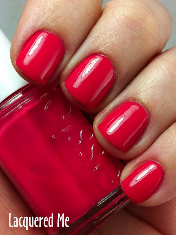 lacquered me essie canyon coral