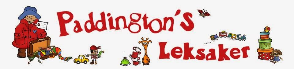 Paddingtons leksaker