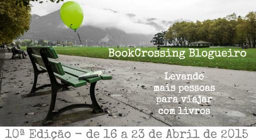 Vem aí a 10ª edição do Boockcrossing Blogueiro!
