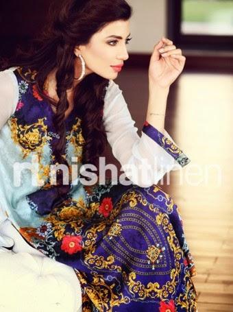Nishat Signature Eid Pret Designs-2014