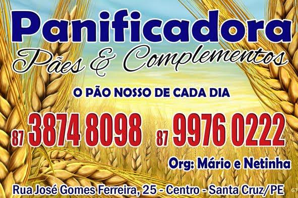 PANIFICADORA PÃES E COMPLEMANTOS