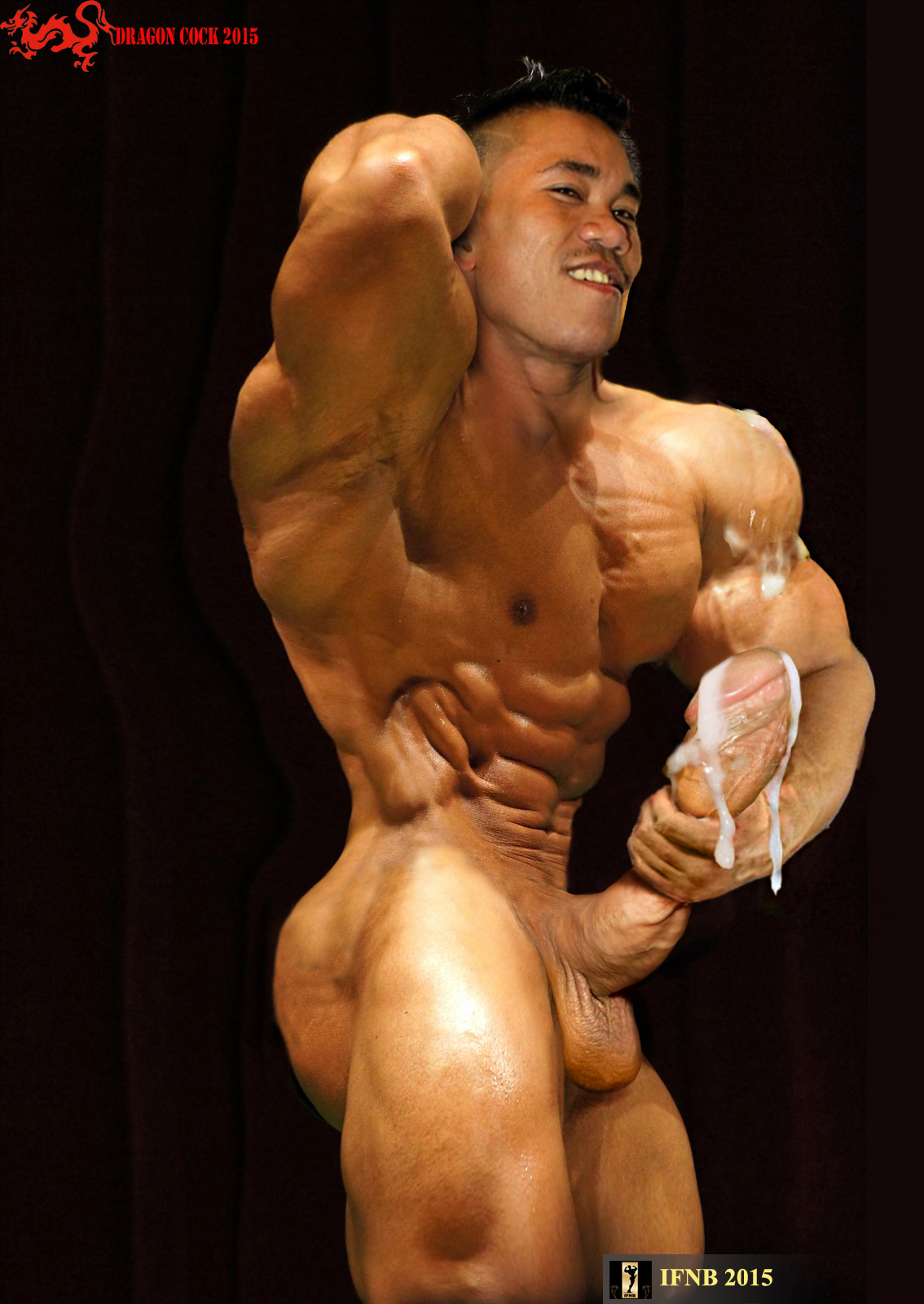 Nude bodybuilders with big dicks - Porn pictures