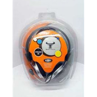 Headset Bufftech BE988MV Rp.60.000