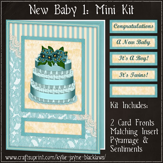 http://www.craftsuprint.com/card-making/mini-kits/mini-kits-new-baby/new-baby-1-pyramage-mini-kit.cfm