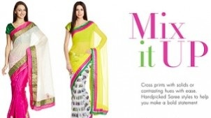 Sarees 50% off or more
