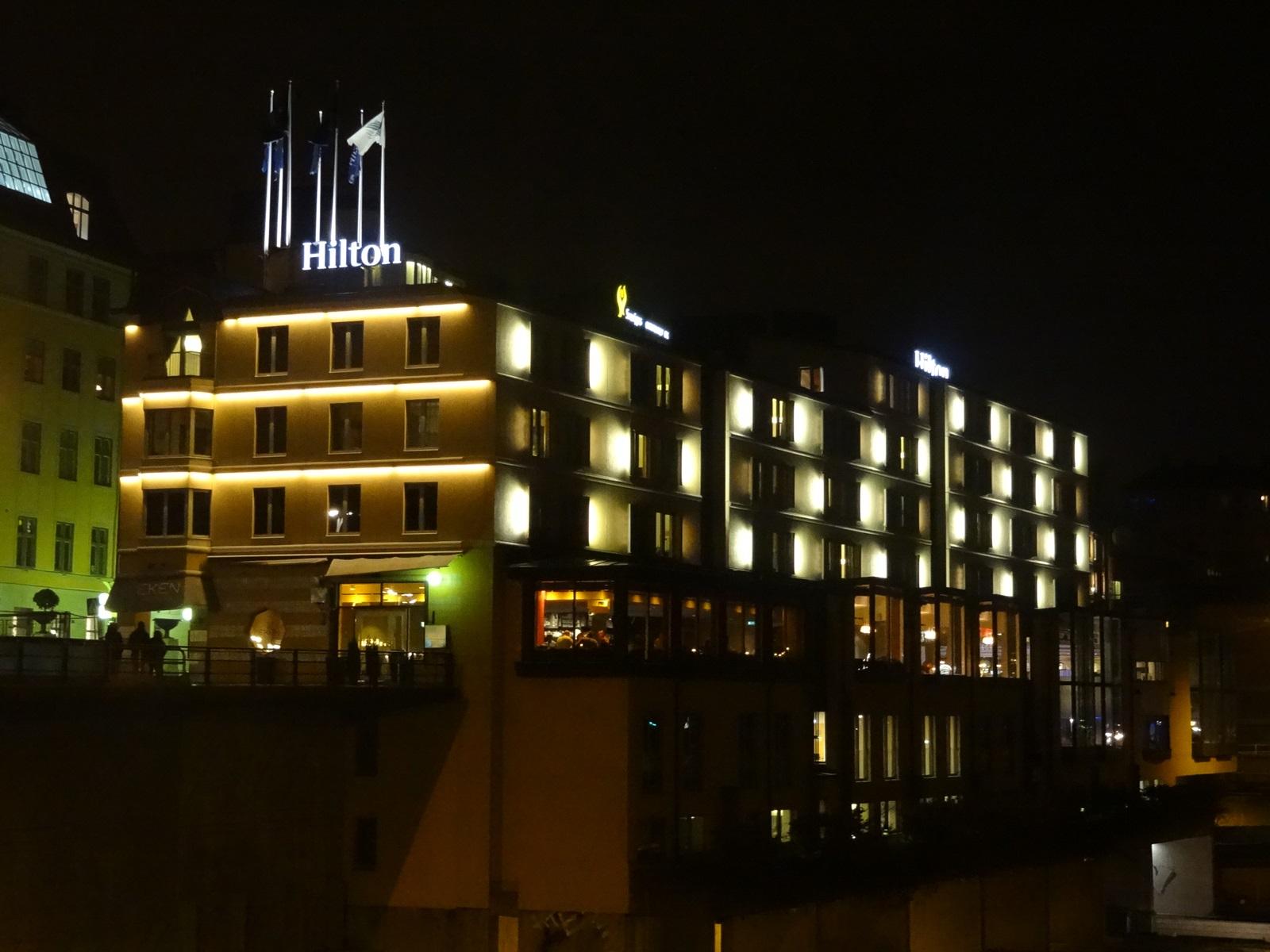15 hotel Hilton Stockholm Slussen