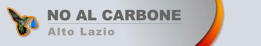 No al carbone Alto Lazio