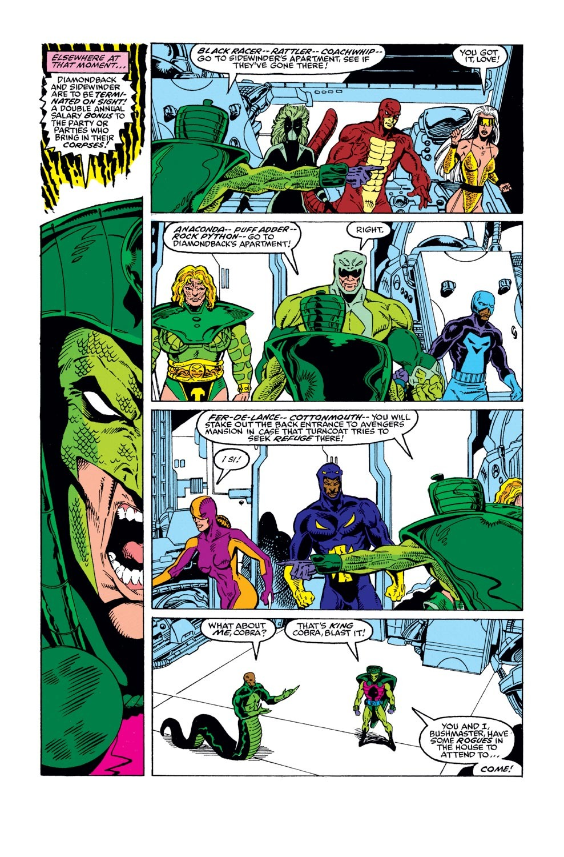 Captain America (1968) Issue #381 #314 - English 4