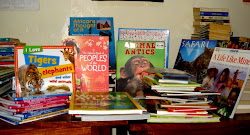 Beth Sends a Wonderful Box of Books