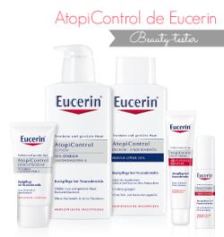 ¿Quieres probar la gama AtopiControl de Eucerin?
