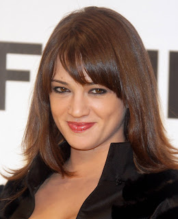 round face hairstyles 2013 with bangs 14 Stylish Hairstyles for Round Faces 2013