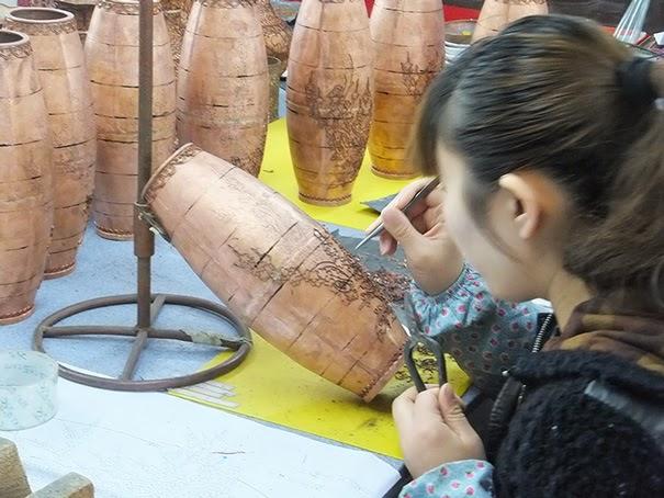 Connu Le Club Déco' zeuses d'Art: Arts de Chine: cloisonnés et jade  XL34