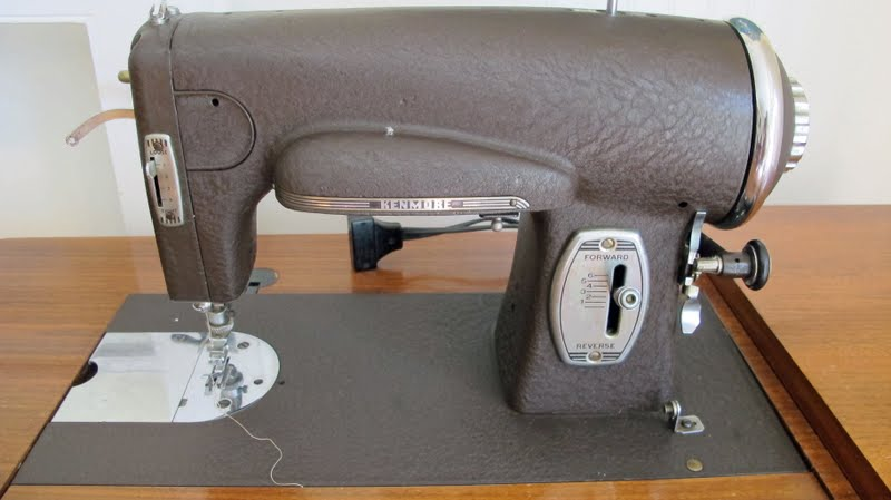 Meet Mabel My 40 Kenmore 4040 Amazing Kenmore Sewing Machine Vintage