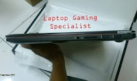 Jual Laptop Notebook Gaming ASUS ROG G501JW-FI260H-Black