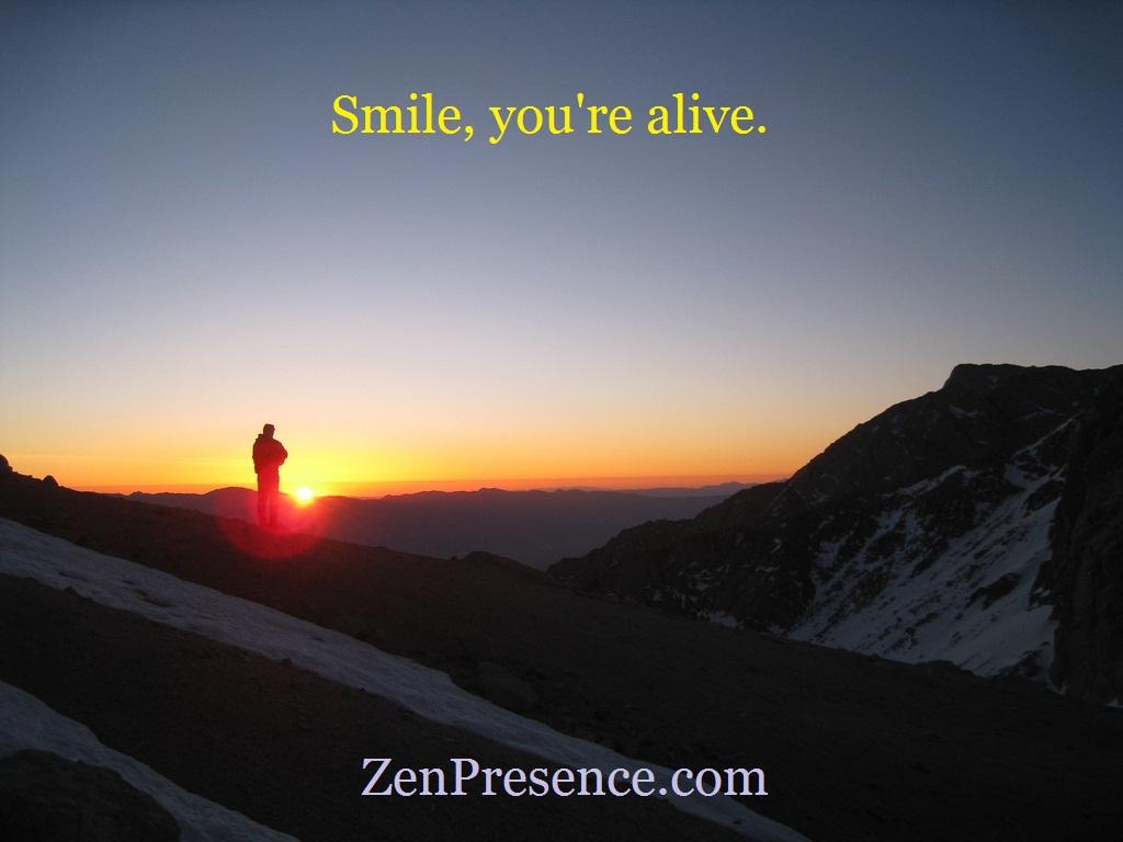 """smile"