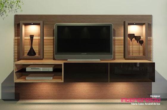 Sala De Tv Com Rack ~ decoração rack sala de tv decoração rack sala de tv