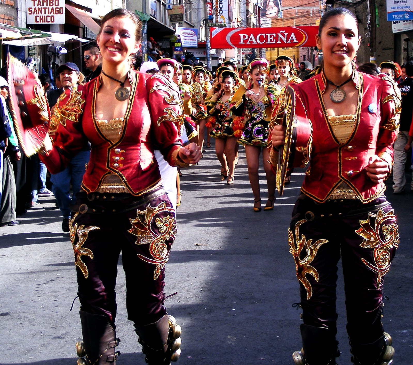 March Holidays In Bolivia: HighLives' Club: Bolivia Carnival, Oruro 2013