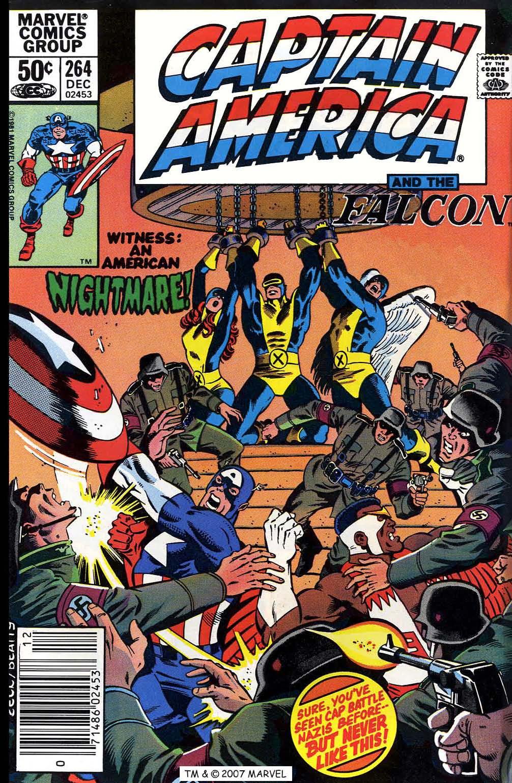 Captain America (1968) Issue #264 #179 - English 1