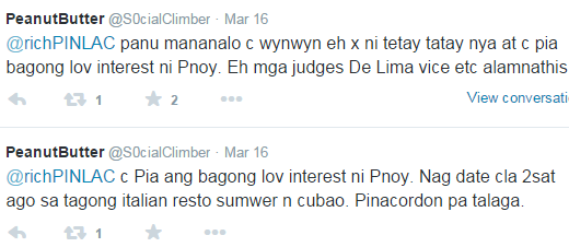 Pnoy dating lawyer