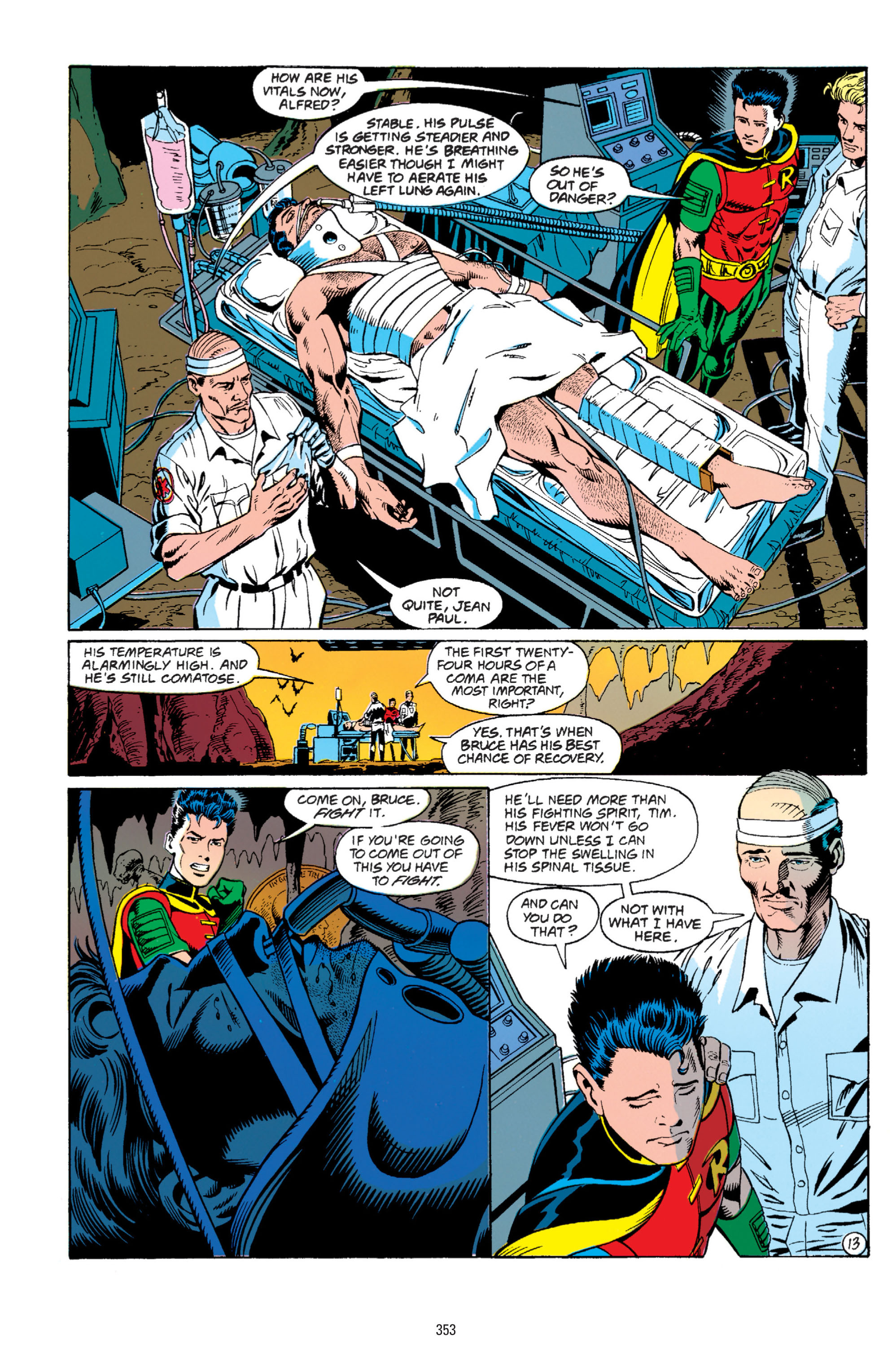 Detective Comics (1937) Issue #664 Page 14