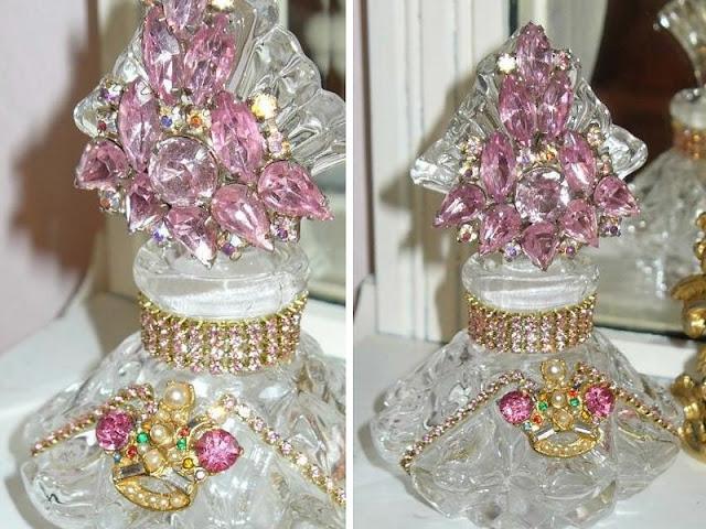 Beautiful Perfume Bottles