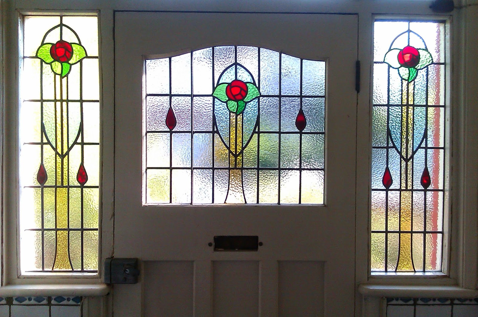 stained glass Catford, SE6
