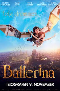 Ballerina 2016 Hindi Dual Audio BluRay | 720p | 480p