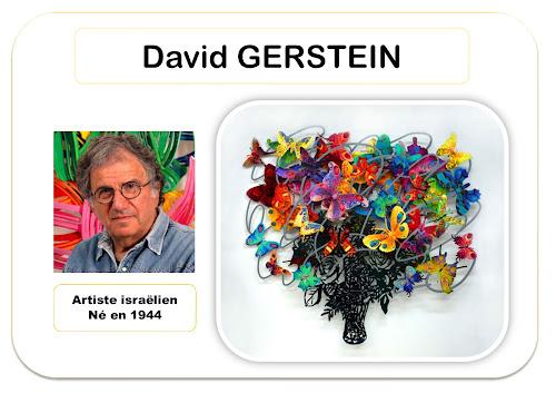 David Gerstein - Portrait d'artiste en maternelle