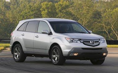 Best Acura MDX 2008 Image
