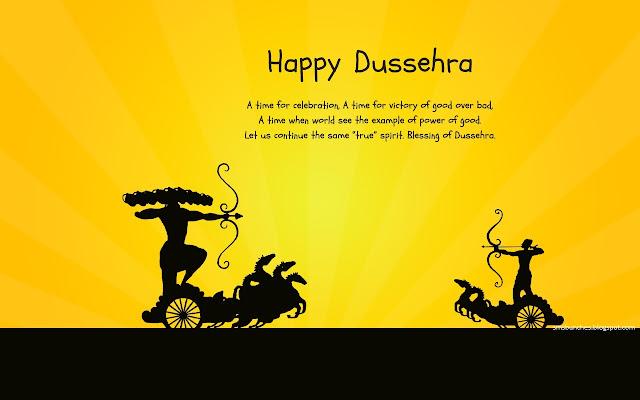 Happy Vijayadashami 2015 SMS