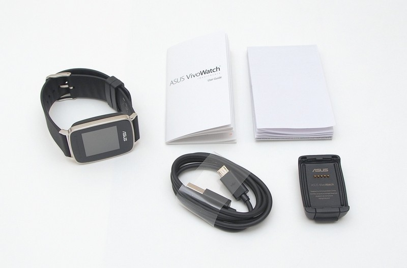 ASUS Vivowatch, fitness watch unboxing and specifications ...