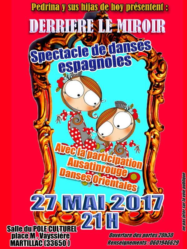 SPECTACLE PEDRINA SEVILLANAS 27/05/2017