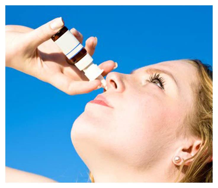 Быстро снять заложенность носа в домашних условиях быстро