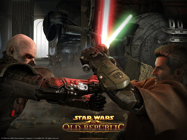Imagem do game Star Wars: The Old Republic (Foto: Divulgação)